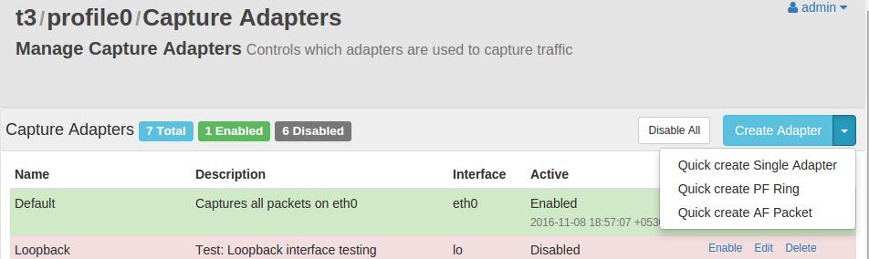 12 3  Packet capture settings - Trisul Documentation